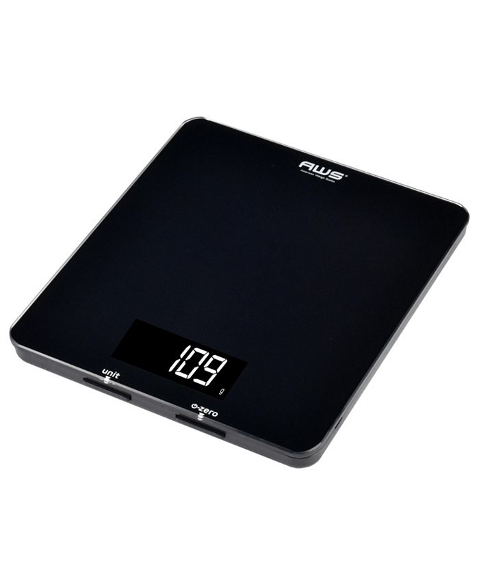 American Weigh Scales - Neptune Tempered Glass Digital Scale
