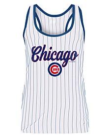Women's Chicago Cubs Pinstripe Tank