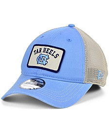 North Carolina Tar Heels Patch Trucker 9FORTY Cap