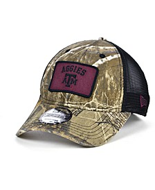 Texas A&M Aggies Patch Trucker 9FORTY Cap