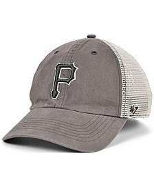 Pittsburgh Pirates Boathouse Mesh Clean Up Cap