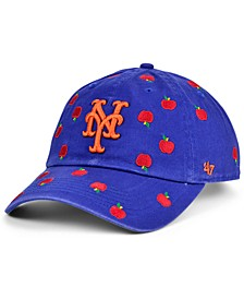 New York Mets Women's Confetti Adjustable Cap