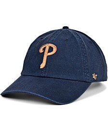 Women's Philadelphia Phillies Metallic Clean Up Cap