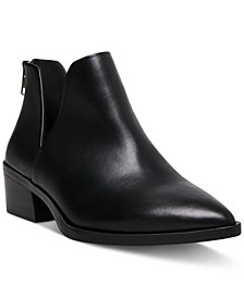 Zander Ankle Booties