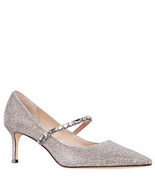 Women's Stella Jeweled Pump
