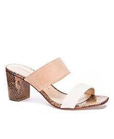 Chinese Laundry Women's Yeah Yeah Mule Sandals