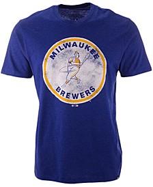 Milwaukee Brewers Men's Club Logo T-Shirt