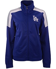 Women's Los Angeles Dodgers Track Star Track Jacket