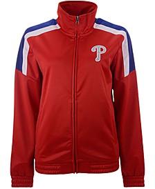 Women's Philadelphia Phillies Track Star Track Jacket