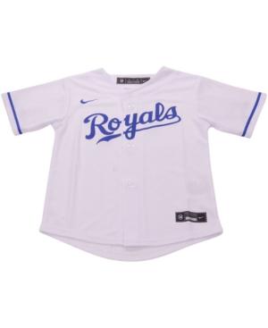 Nike Kansas City Royals Toddler Official Blank Jersey