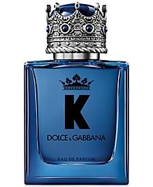 DOLCE&GABBANA Men's K Eau de Parfum, 1.6-oz.