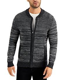 Men's Decker Full-Zip Sweater, Created for Macy's