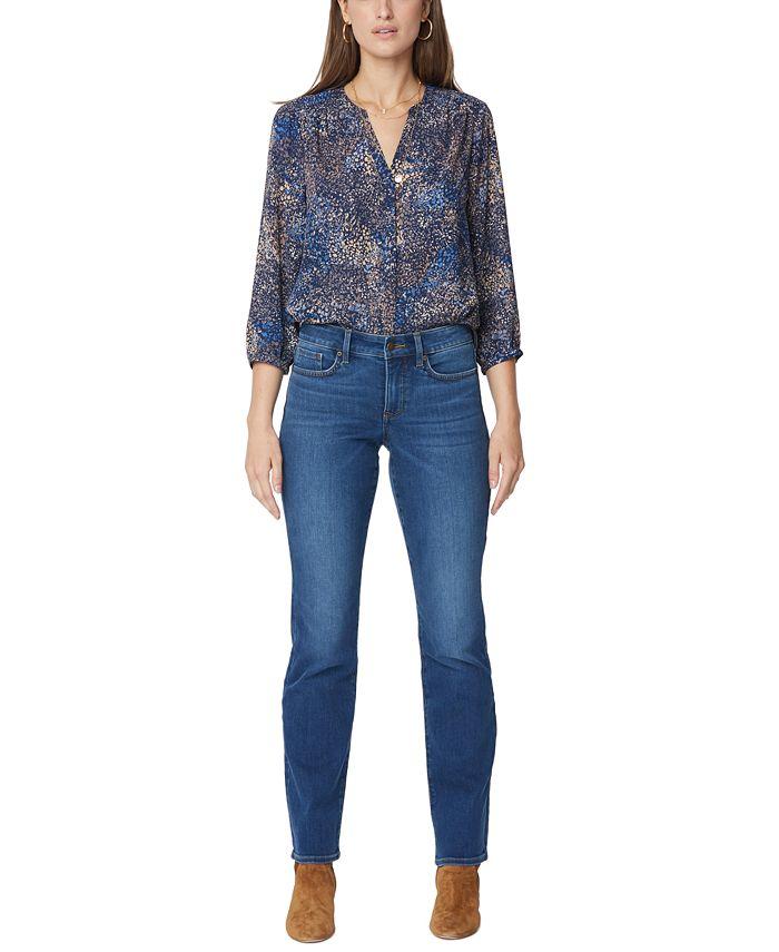 NYDJ - Marilyn Straight Jeans