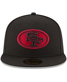 San Francisco 49ers Team Color Basic 59FIFTY Cap