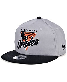 Baltimore Orioles Lil Away Game 9FIFTY Cap