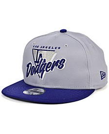 Los Angeles Dodgers Lil Away Game 9FIFTY Cap