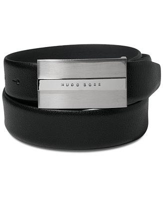 Hugo Boss Baxter Dress Belt - Wallets & Accessories