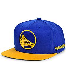 Mitchell & Ness Golden State Warriors The Drop Snapback Cap