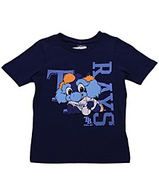 Toddlers Tampa Bay Rays  Mascot T-Shirt