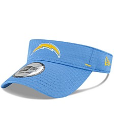 Men's Los Angeles Chargers Training Visor
