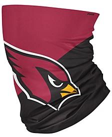 Arizona Cardinals Colorblock Big Logo Gaiter Face Mask Scarf