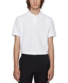 BOSS Men's Stretch-Cotton Polo Shirt