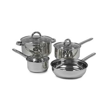 Sedona Stainless Steel 7-Piece Cookware Set