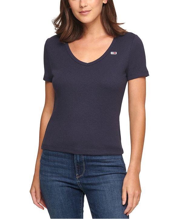 Tommy Jeans V-Neck T-Shirt