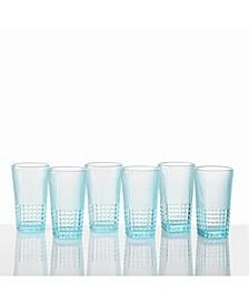 Malcolm Ice Beverage Glasses, Set of 6