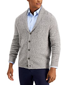 Men's Cashmere Cardigan, Created for Macy's