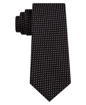 Calvin Klein Men's Skinny Geo Tie