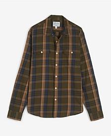 Men's Twill Humboldt Workwear Long Sleeve Shirt