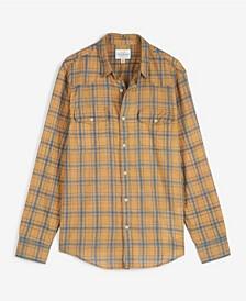Men's Poplin Humboldt Workwear Long Sleeve Shirt