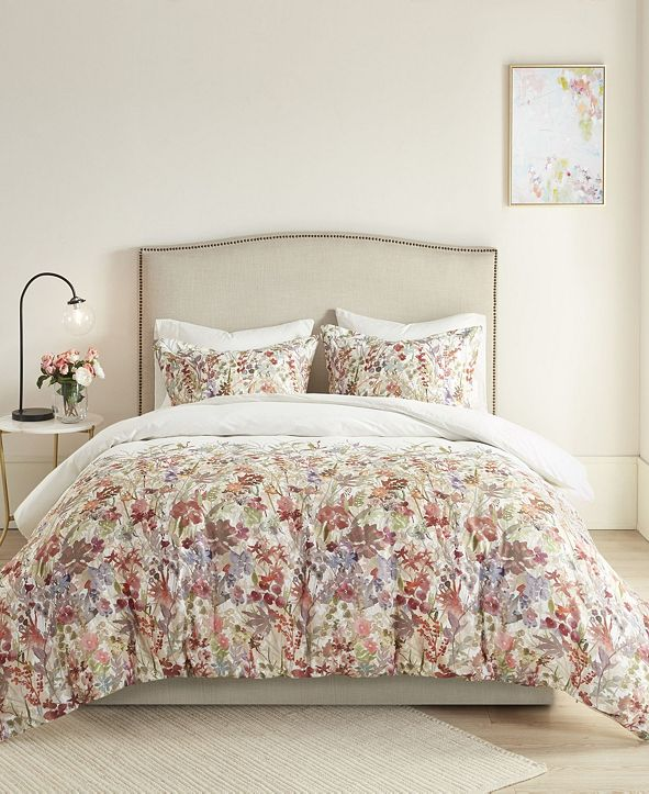 Madison Park Mariana 3 Piece King/California King Duvet Cover Set
