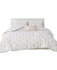 Intelligent Design Jennifer 4 Piece Full/Queen Comforter Set