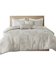 Urban Habitat Otto 5 Piece Full/Queen Comforter Set