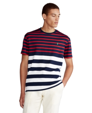 Polo Ralph Lauren Men's Classic-Fit Soft Cotton T-Shirt