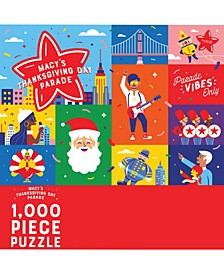 Macy's Thanksgiving Day Parade 1,000 Piece Puzzle, Created for Macy's