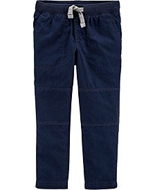 Baby Boy Pull-On Reinforced Knee Pants