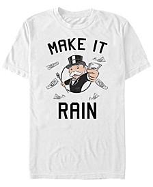Men's Make It Rain Short Sleeve T-Shirt