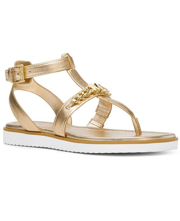 Michael Kors Farrow Thong Sandals