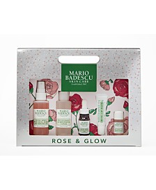 5-Pc. Rose & Glow Set, Created for Macy's