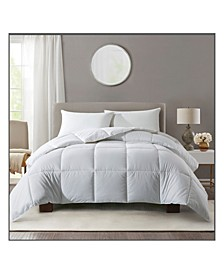 CLOSEOUT! 300-Thread Count Full/Queen Down-Alternative Comforter, Created for Macy's
