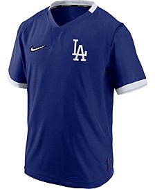 Los Angeles Dodgers Men's Authentic Collection Hot Jacket