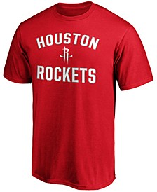 Houston Rockets Men's Victory Arch T-Shirt