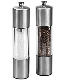 Everyday Stainless Steel Salt & Pepper Mill Gift Set