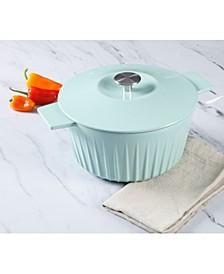 5-Qt. Enameled Cast Iron Dutch Oven