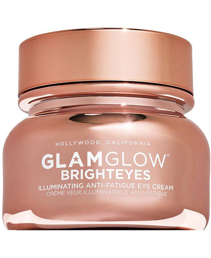 GLAMGLOW - Brighteyes Illuminating Anti-Fatigue Eye Cream, 0.5-oz.