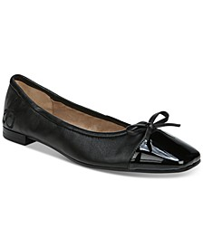 Women's Jaida Square-Toe Flats