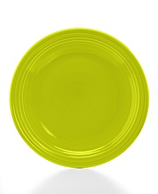 "Lemongrass 10.5"" Dinner Plate"